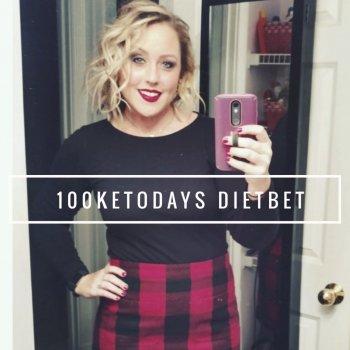100 Keto Days New Years Dietbet!