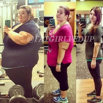 Fatgirlfedup's MARCHing Into A Healthier...