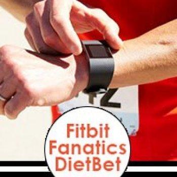 Fitbit Fanatics' April Challenge w/ Diet...