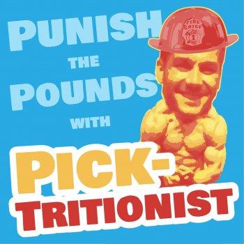Patriotic Pound Punisher with Picktritio...