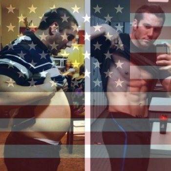4th of July Fat Fighter w/ Picktritionis...