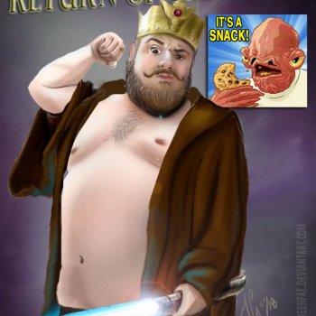 KingFattyCakes ShameGame17 #ReturnOfTheF...