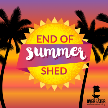 End of Summer Shed + WEEKLY PRIZE DRAWIN...
