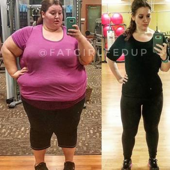 Fatgirlfedup's SWEATember Slimdown