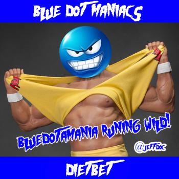 JeffDoc's Blue Dot Maniacs DietBet!