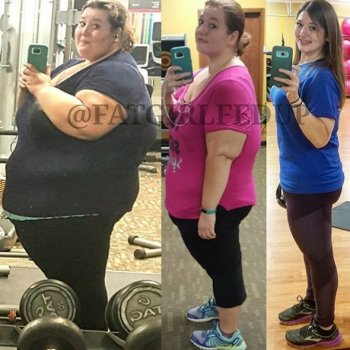 Fatgirlfedup's Year of Transformation Ki...