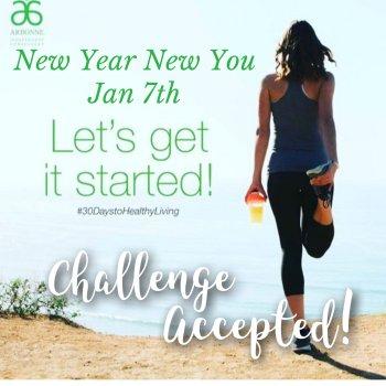 30 Days to Healthy Living Jan 7th Detox ...