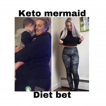 Ketomermaid's DietBet