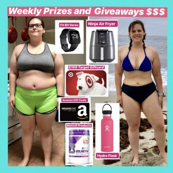 Syd's Summer Lovin DietBet! Weekly Prize...