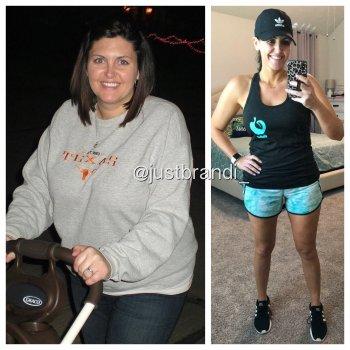 Just Brandi's Fall DietBet