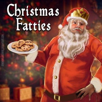 King Fatty Cakes' ShameGame33 #Christmas...