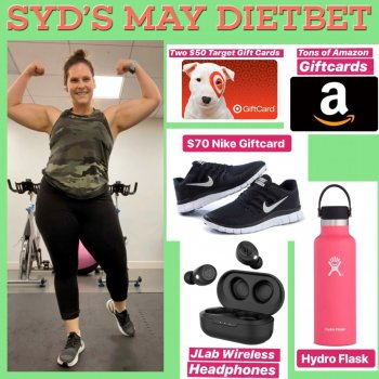 Syd's May DietBet!