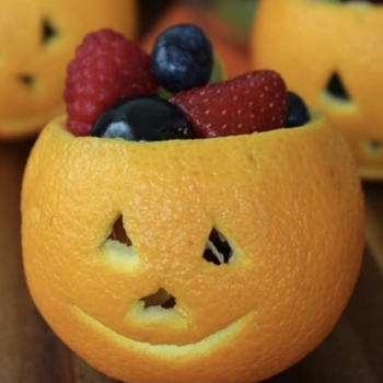 Healthy Halloween!
