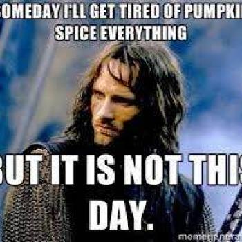 Pumpkin Spice Slimdown!