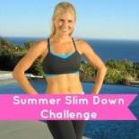 Sarah's Summer Slim Down