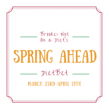 Spring Ahead with Brooke: Not On a Diet