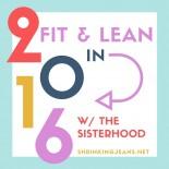 Fit & Lean in 2016