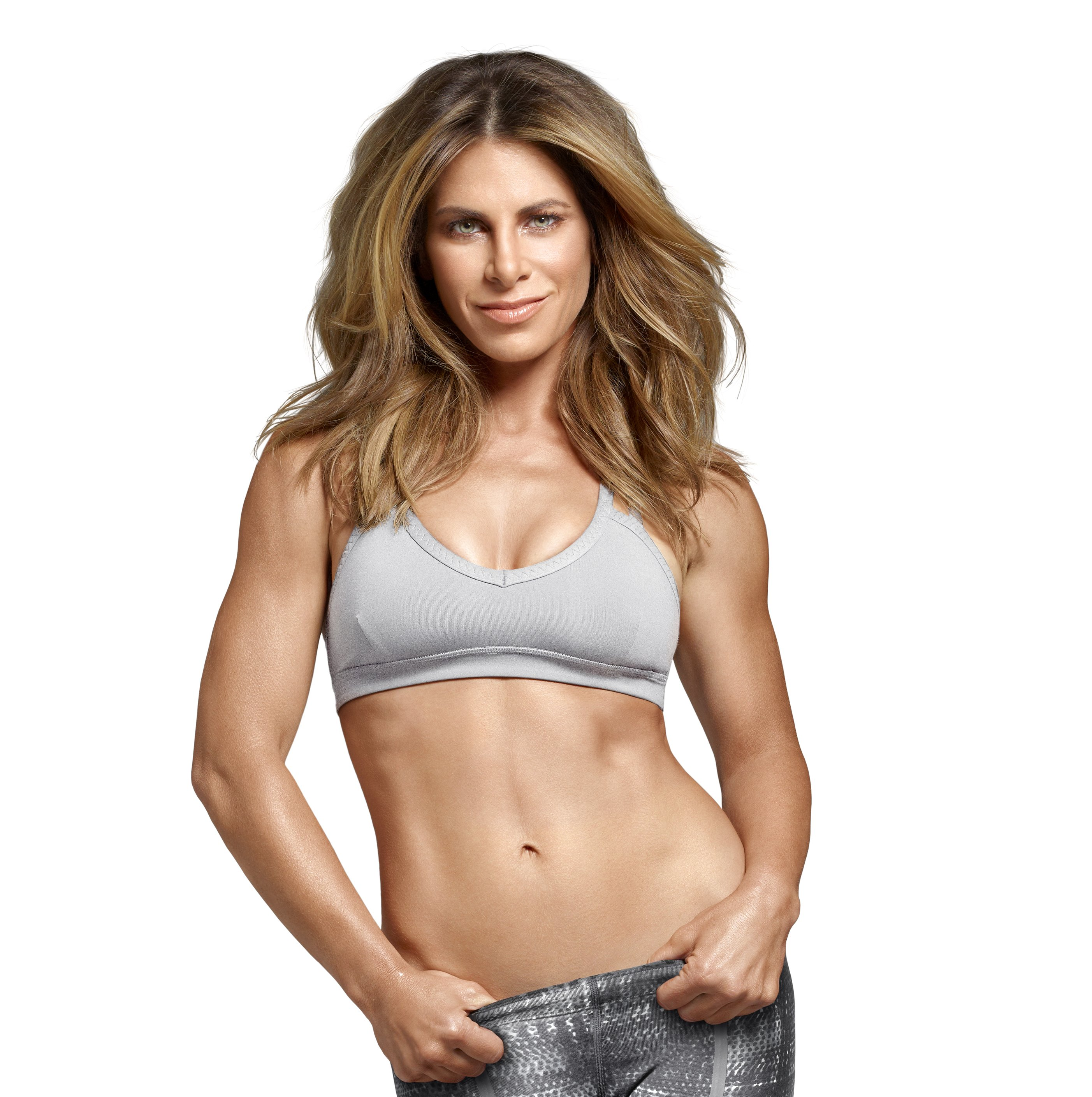 Jillian Michaels the Biggest Loser trainer and new mom shares her weight loss tips and easy everyday strategies for keeping the pounds off