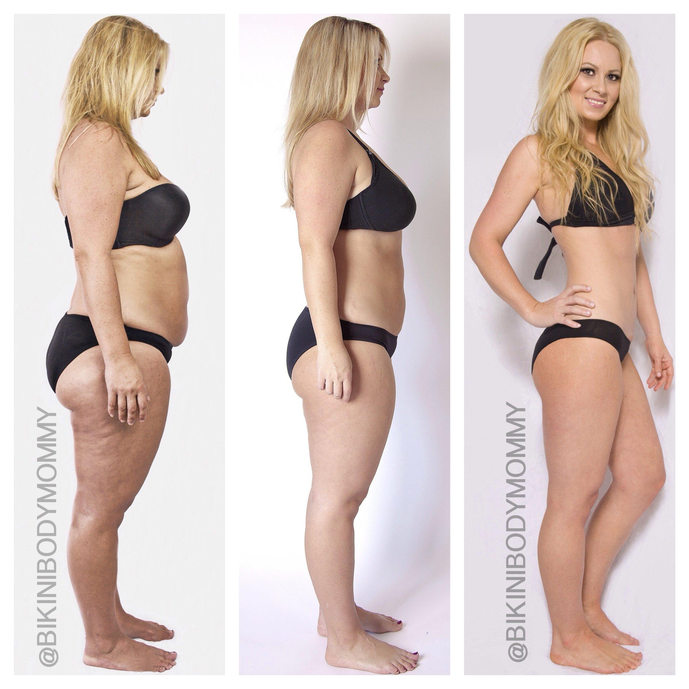 Bikini body mommy